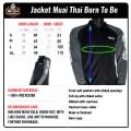 Куртка Муай Тай BMT-999