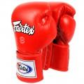 Боксерские перчаткиFairtex BGV5 Super Sparring Red