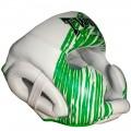 Боксерский шлем TWINS FHGl-TW2 White Green