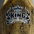 Защита голени Top King Super Star Snake Gold