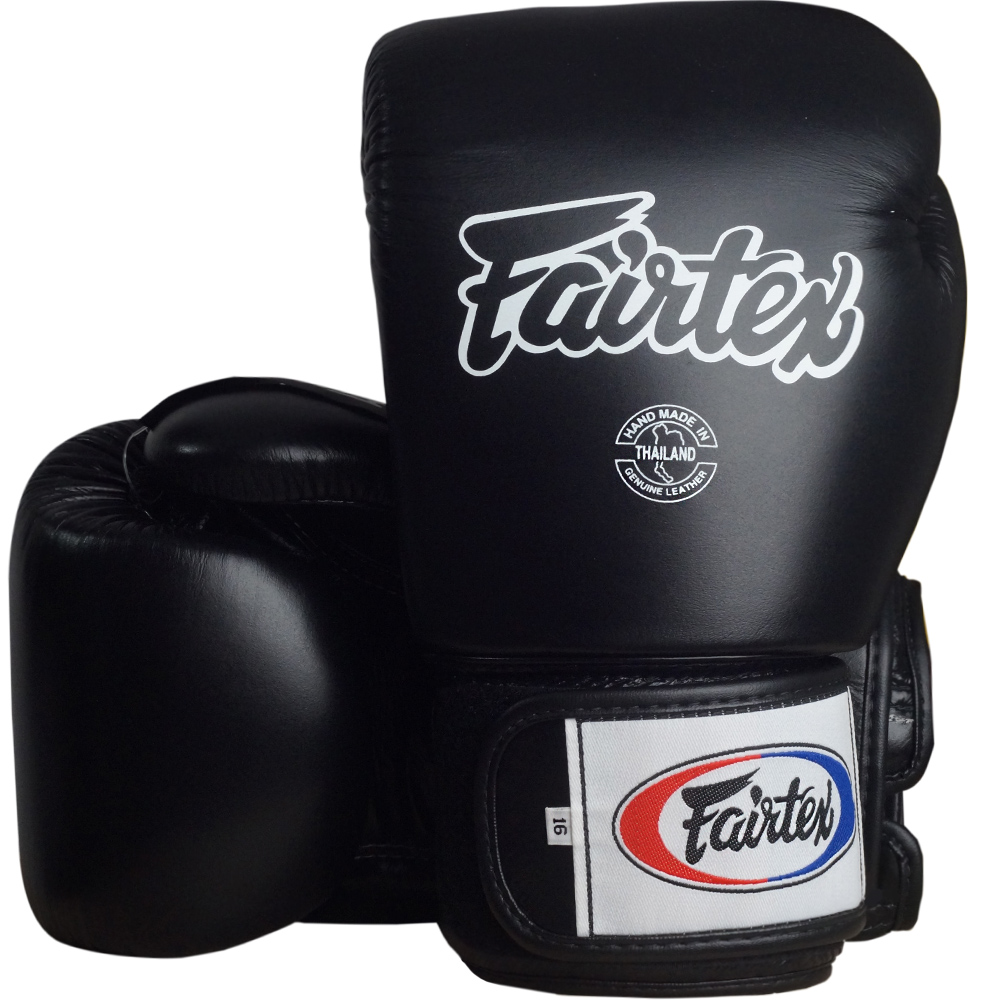 Файртекс перчатки Fairtex BGV1 Black