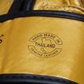 Боксерские Перчатки Fairtex BGV19 Deluxe Tight-Fit Gloves Gold