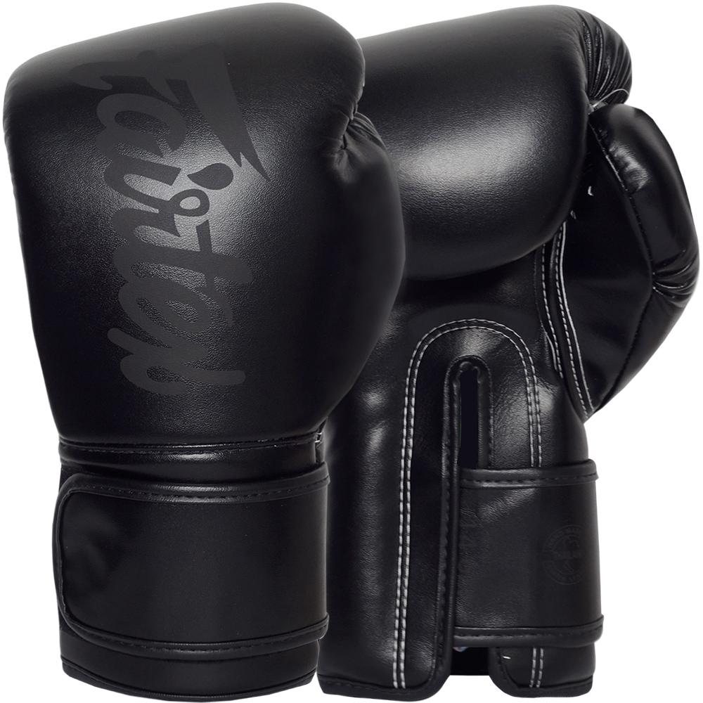 Перчатки Fairtex BGV14 Solid Black