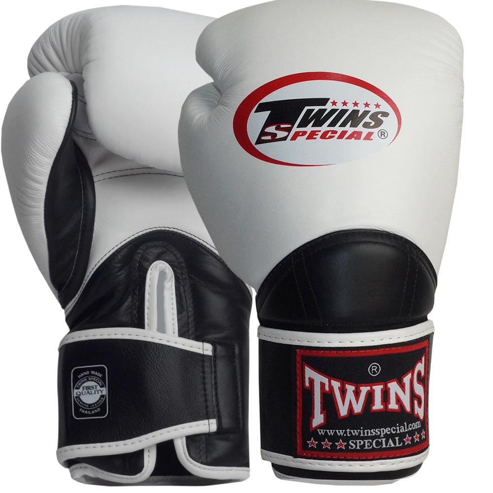 Боксерские перчаткиTWINS BGVL-11 White-Black