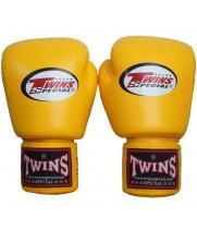 Боксерские Перчатки Twins Special BGVL3 Желтые