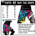 Шорты Для Тайского Бокса Fairtex BT2005 Graphic