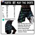 Шорты Для Тайского Бокса Fairtex BT2006 Boxing Gloves