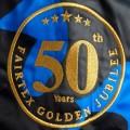 Шорты для Тайского Бокса Fairtex BS1917 Golden Jubilee Solid
