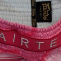 Шорты Для Тайского Бокса Fairtex BS1914 Alma Pink
