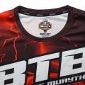 Футболка Born To Be Тайский Бокс SMT-31