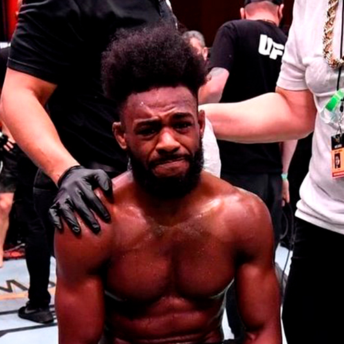 АЛДЖАМЕЙН СТЕРЛИНГ: ТЕХНИЧЕСКИ Я ТЕПЕРЬ НОВЫЙ ЧЕМПИОН UFC