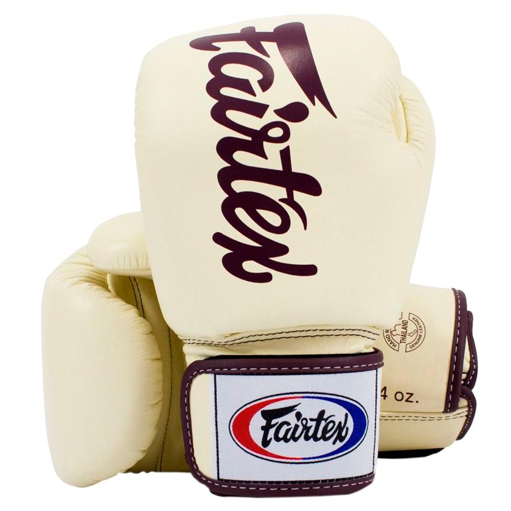 Боксерские Перчатки Fairtex BGV19 Deluxe Tight-Fit Gloves Khaki