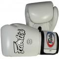 Боксерские Перчатки Fairtex BGV1 Белые
