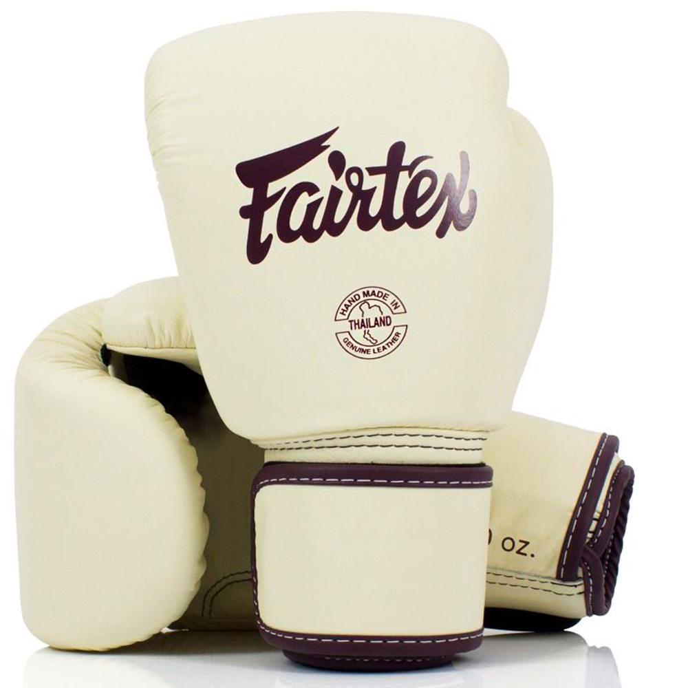 Боксерские Перчатки Fairtex BGV16 Woman Real Leather Khaki