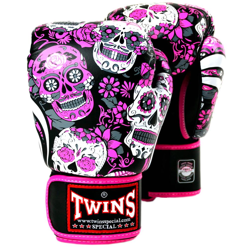 Боксерские Перчатки Twins FBGVL3-53 Pink