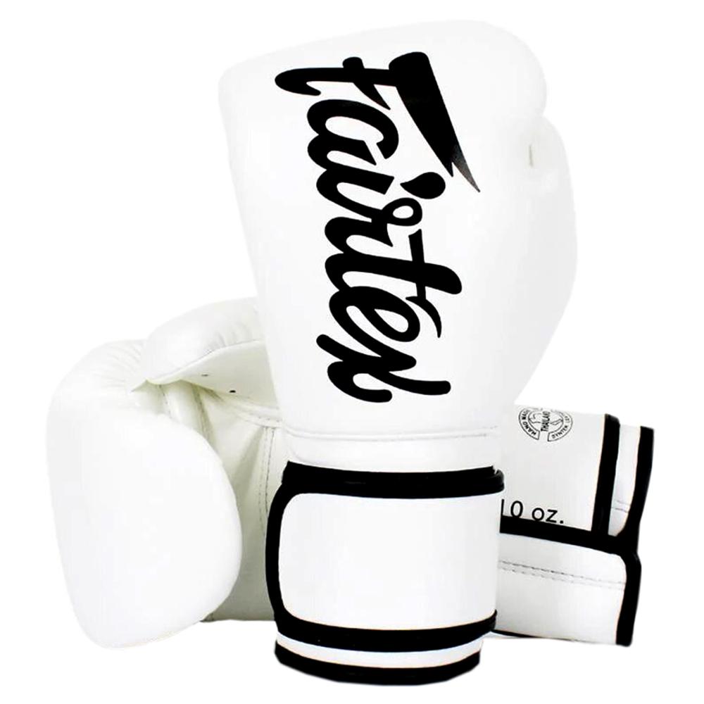 Боксерские Перчатки Fairtex BGV14 White