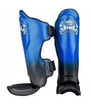 Защита голени и стопы Top King  Super Star Blue