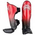 Защита голени и стопы Top King  Super Star Red TKSGSS-01