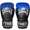 Боксерские Перчатки Top King Super Star Blue