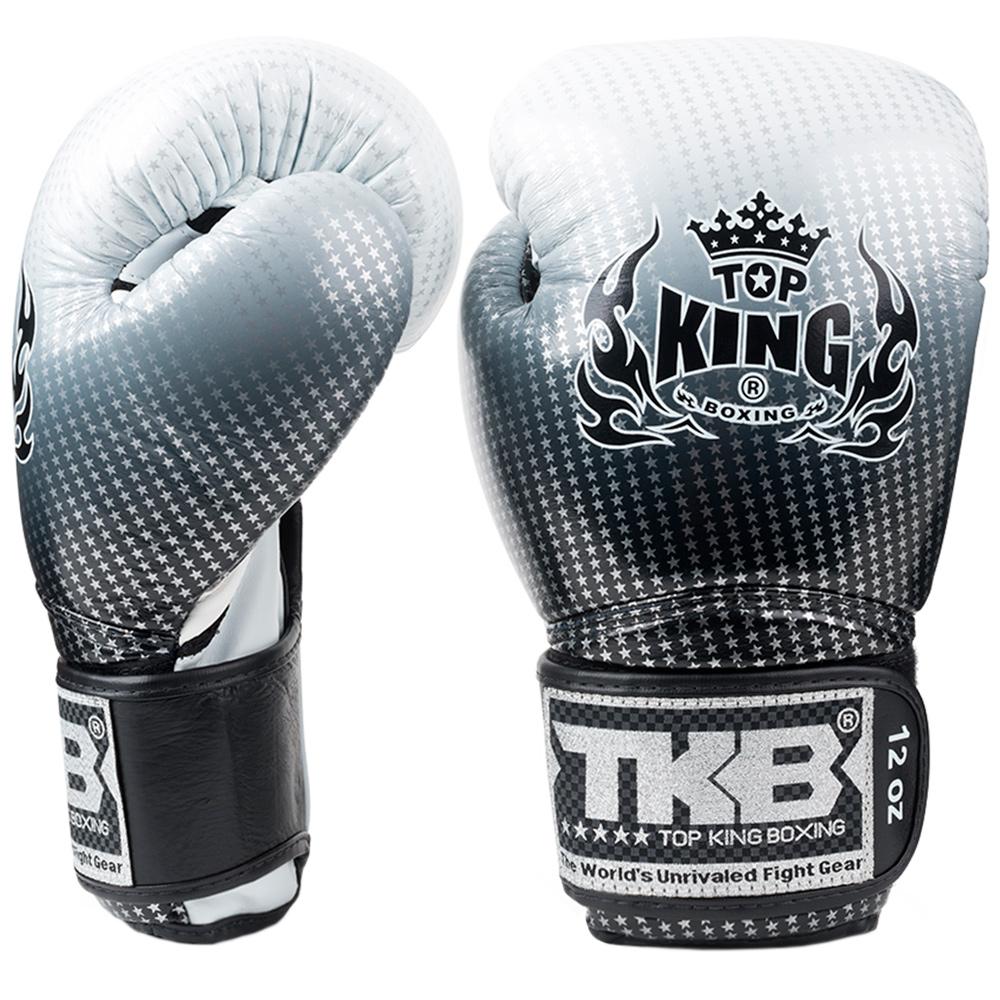 Боксерские Перчатки Top King Super Star Silver