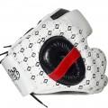 Шлем Fairtex HG10 Белый сЧерным