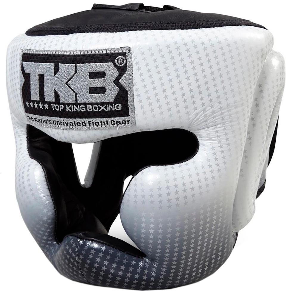 Боксерский шлем Top King