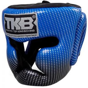 Боксерский шлем TOP KING TKHGSS-01 Blue