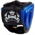 Боксерский шлем Top King Empower Black-Silver