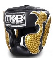 Боксерский шлем Top King Empower Black-Gold