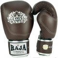 БоксерскиеПерчатки RajaDouble LineBrown
