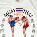 Футболка Тайский Бокс Muay Thai Black