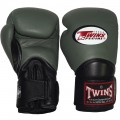 Боксерские перчаткиTWINS BGVL-11 Olive-Black
