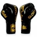 Боксерские Перчатки Fairtex Glory BGVGL1 Black Шнурки