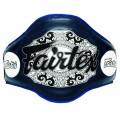 Пояс тренера FAIRTEX BPV2 Light-Weight Belly Pad Синий