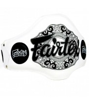 ПОЯС ТРЕНЕРА FAIRTEX BPV2 LIGHT-WEIGHT BELLY PAD БЕЛЫЙ