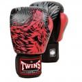 Боксерские Перчатки Twins FBGV-50 Wolf Red