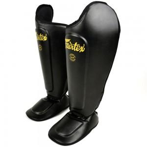 Защита голени и стопы Fairtex SP8 Black