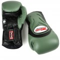 Боксерские перчатки TWINS BGVL-6Olive
