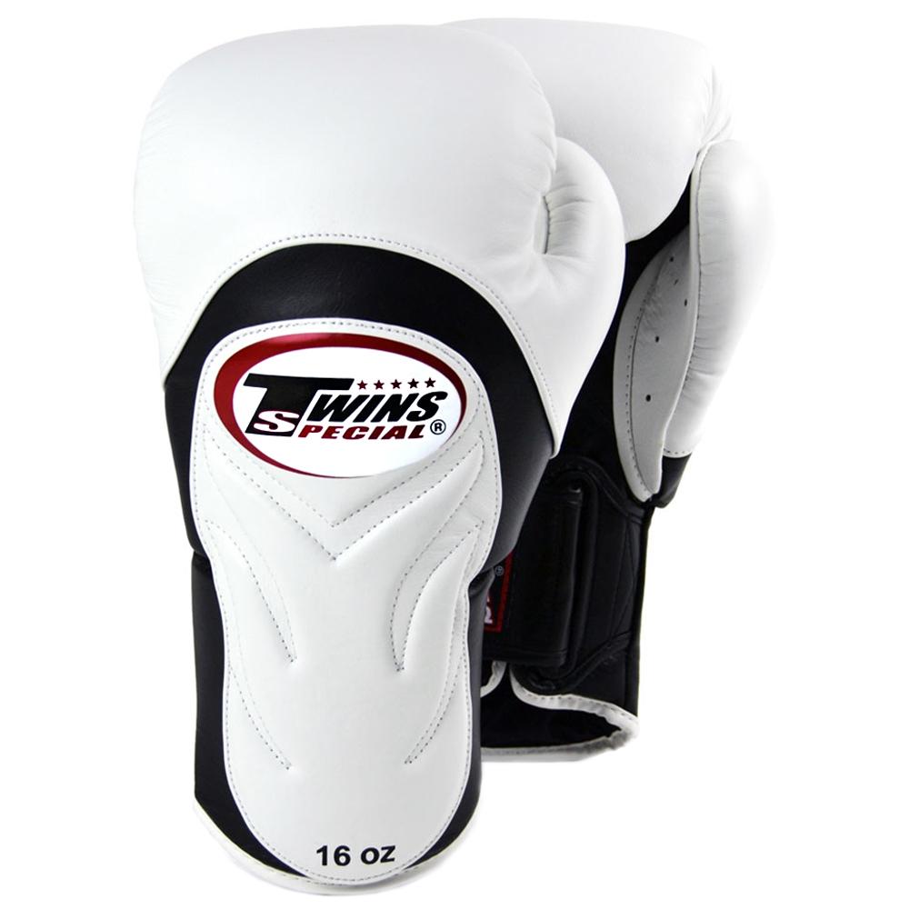Боксерские перчатки TWINS BGVL-6White