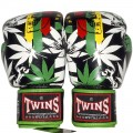 Боксерские перчатки Twins FBGVL3-54 Grass
