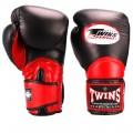 Боксерские перчаткиTWINS BGVL-11 Black-Red