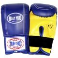Снарядные перчатки Muay Thai Синие