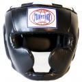 """Шлем Для Тайского Бокса Бренд""""MUAY THAI"""" Черный MTH-01"""