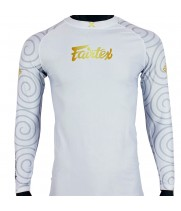 РАШГАРД FAIRTEX RG7 HANUMAN WHITE