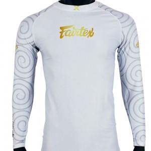 РАШГАРД FAIRTEX RG7 HANUMAN WHITE