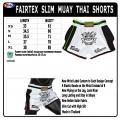 Шорты для тайского бокса Fairtex BS1712