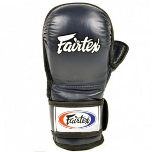Перчатки MMA Fairtex FGV15 Blue
