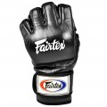 Перчатки MMA Fairtex FGV12 Black