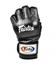 Перчатки Для MMA Fairtex FGV12 Black