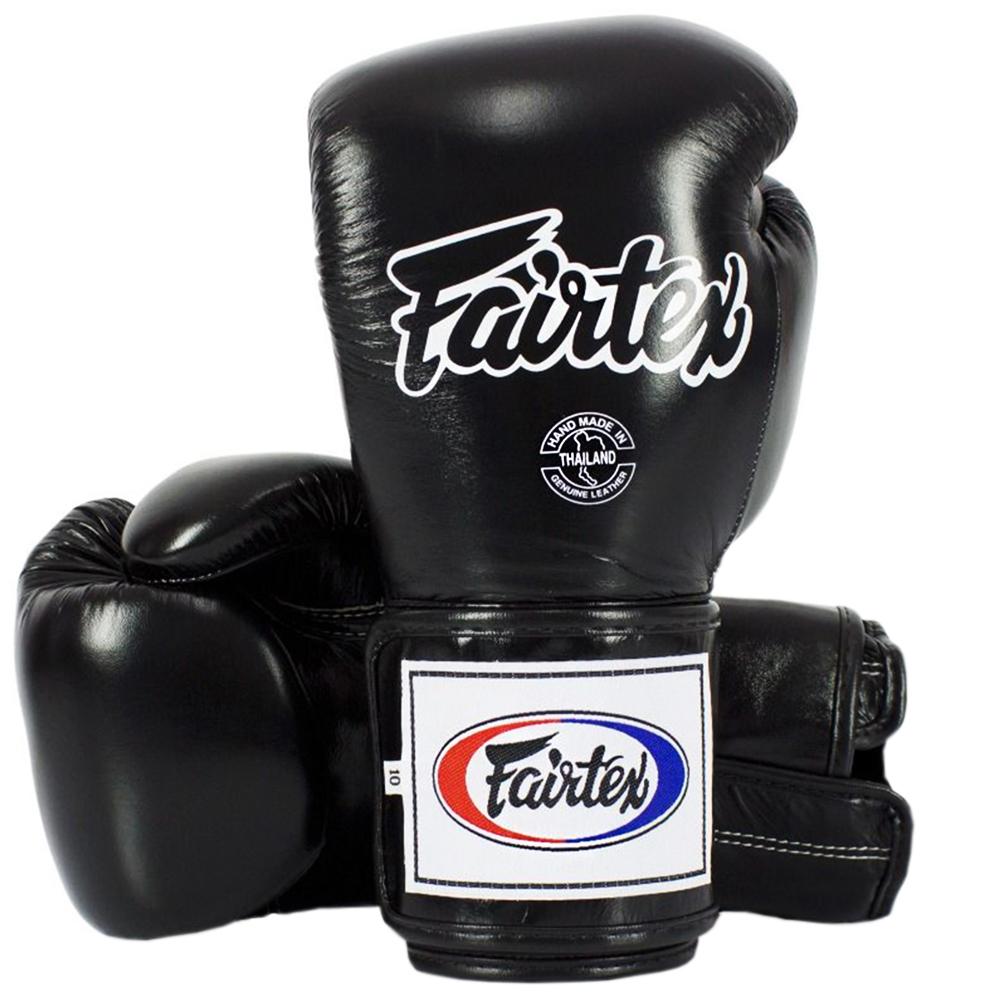 Боксерские перчаткиFairtex BGV5 Super Sparring Black
